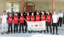 نمایندگان آذربایجان شرقی عازم مسابقات سپک تاکرای جوانان شدند