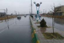 22 میلی متر باران مردم ساربوک قصرقند را شادمان کرد