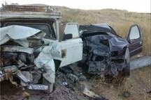 حادثه رانندگی در بروجرد یک کشته و 2 مصدوم داشت
