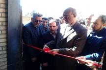 افتتاح 2  واحد تولیدی و صنعتی در شهرک صنعتی کاسپین یک آبیک