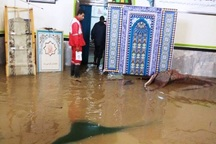 سیل 100 میلیارد ریال خسارت به مکان های مذهبی ایلام وارد کرد