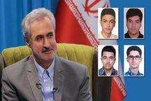پیام تبریک استاندار آذربایجانشرقی به رتبههای برتر کنکور سراسری