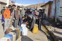 توزیع نفت سفید در روستاهای کوهستانی آستارا آغاز شد