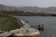 سد مهاباد آماده بازدید مساافران نوروزی است