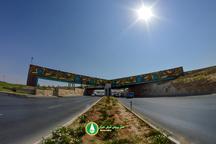 ساماندهی چهره ورودی شرق شیراز