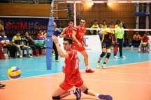 دیدارهای  روز جمعه رقابت های والیبال امید آسیا   ایران و چین در فینال زودهنگام