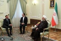 روحانی: ایران کاملا راه دیپلماسی را باز نگه داشته/ هدف تهران اجرای کامل تعهدات طرفین در برجام است