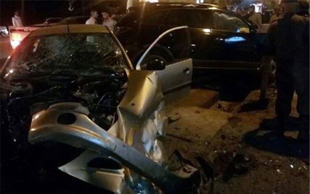 تصادف در مسیر چابهار - سرباز یک کشته و 9 مجروج برجا گذاشت