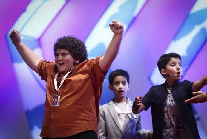 تصاویری از مراسم اختتامیه جشنواره بین المللی فیلم کودک و نوجوان