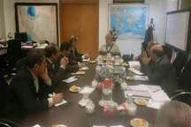 مسائل حوزه آب و برق چهارمحال و بختیاری  در نشست با وزیر نیرو بررسی شد