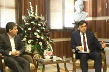 اراده سیاسی 2 کشور ایران و ترکیه بر توسعه همه جانبه روابط است