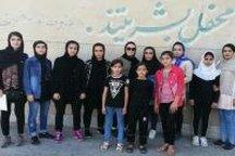 درخشش دختران کردستانی در رقابت های ووشو قهرمانی کشور