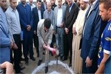افتتاح و کلنگ زنی سه پروژه راه و شهرسازی در حمیدیه-اهواز