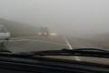 گردنه های مناطق شمالی زنجان پوشیده از مه غلیظ است