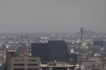 هوای ارومیه برای سومین روز متوالی ناسالم است