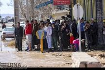 جاری شدن سیل در استان کرمان + تصاویر