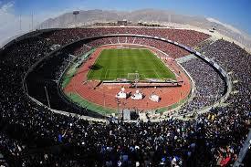 مسئولان باشگاه پرسپولیس از ورزشگاه آزادی بازدید کردند
