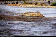 هشدار هواشناسی خوزستان در خصوص افزایش دبی رودخانه های دز و کرخه