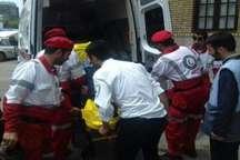 ارایه خدمات امداد هلال احمر گیلان به 368 نفر در روز قدس
