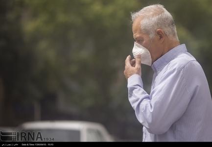 گرد وغبار؛ پدیده ای که نفس ها را در سینه حبس کرده است