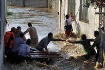 39 نفر از مردم پلدختر نجات پیدا کردند