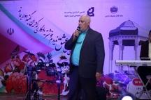 جشن پیروزی انقلاب کانون بازنشتگان شیراز برگزار شد