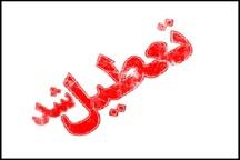 چهارشنبه ۲۰ تیرماه در خوزستان تعطیل اعلام شد