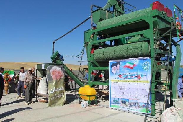 بهره برداری از 27 طرح عمرانی و کشاورزی در تکاب آغاز شد