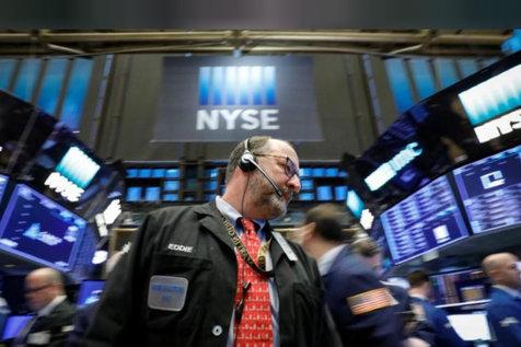 سهام بانکها روند کاهشی به خود گرفت/ والاستریت به افت خود ادامه داد
