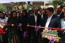 نمایشگاه دستاوردهای دولت در حوزه جوانان ورامین افتتاح شد