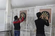 اردوی آماده سازی تیم ملی دارت ایران در بابلسرآغاز شد