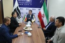 رئیس کمیسیون برنامه وبودجه مجلس از ایرنا گچساران دیدن کرد