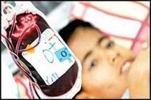 بیماران تالاسمی 62 هزار واحد گلبول قرمز مصرف کردند