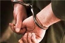 با شلیک پلیس کیار سارق حرفه ای ابزار برقی دستگیر شد