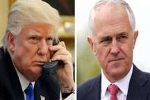 ترامپ، نخست وزیر استرالیا را متهم به تلاش برای صادر کردن 'بمبگذاران بعدی بوستون' به آمریکا کرد