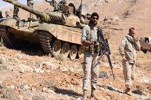 داعش در مرزهای سوریه و لبنان تنها شد