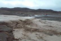 سیلاب محور سربیشه به ماهیرود را بست