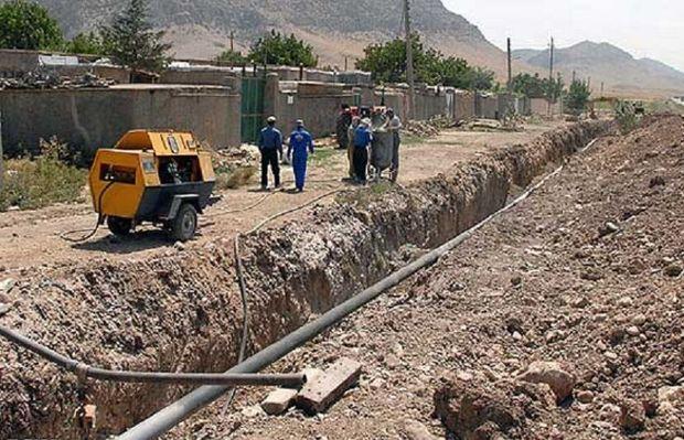 گازرسانی آخرین شهر مازندران آغاز شد