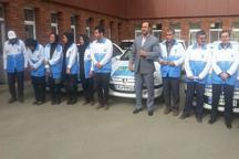 برنامه سلامت نوروزی در کردستان با حضور 24 تیم آغاز شد