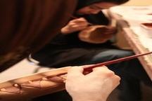 برپایی کارگاه تولید زنده صنایع دستی در سمنان