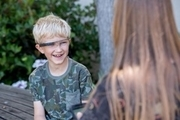 عینکی که به کودکان اوتیسم کمک می کند