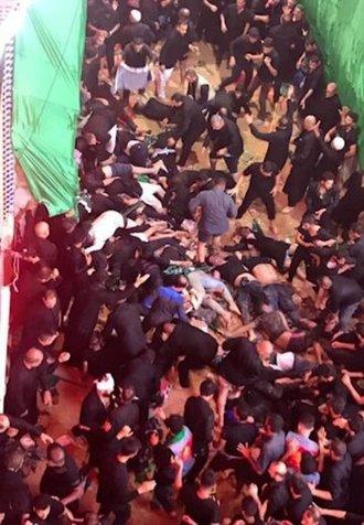 اسامی زائران ایرانی مصدوم در حادثه کربلا