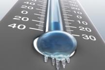 دمای هوای شهرهای استان مرکزی 2 تا چهار درجه سانتیگراد سردتر می شود