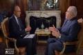 پاسخ هوشمندانه ظریف به سوال خبرنگار آمریکایی در مورد «مذاکره بر سر برنامه موشکی ایران»