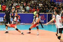 تیم والیبال شهرداری ارومیه باز هم باخت