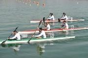 چهار قایقران گیلانی در اردوی تیم ملی آب های آرام حضور یافتند