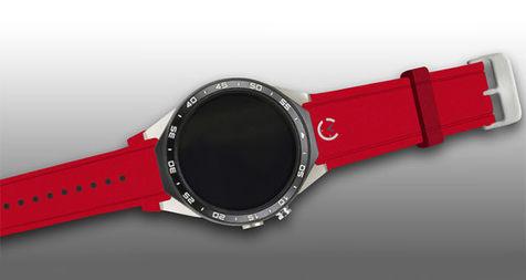 ساعت هوشمند کانکت واچ مجهز به سیستم عامل Asteroid