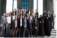 مروج الشریعه با مدیران و کارکنان استانداری خداحافظی کرد