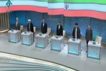 پخش دومین مناظره زنده تلویزیونی نامزدها؛ 16:30 امروز