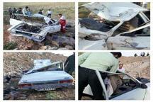 واژگونی سواری در محور بروجن - سمیرم یک کشته داشت